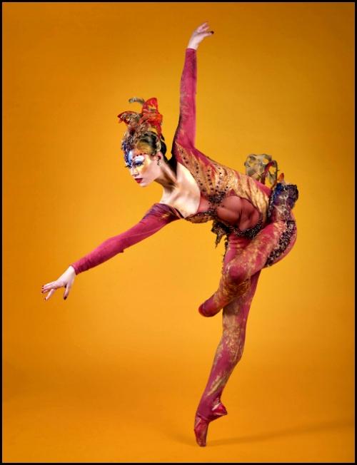 State Street Ballet - Firebird publicity 6/25/12 Towbes Center for Dance