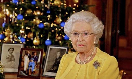 Queen Elizabeth II's 2013 Christmas Broadcast
